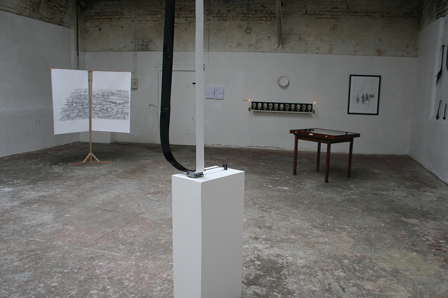 Twelve Constellations Installation View