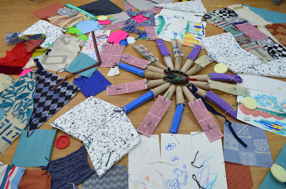 Quilt Sculpture Workshop