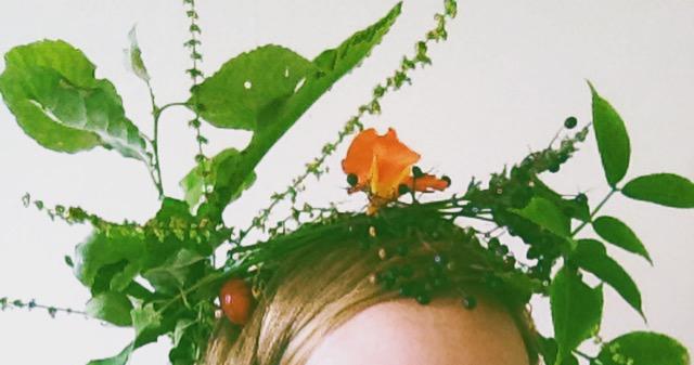 Plant Adornment Sculptures